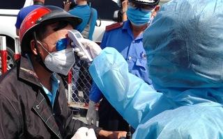Video: TP.HCM cách ly 21 ngày với người về từ vùng dịch Hải Dương, Quảng Ninh