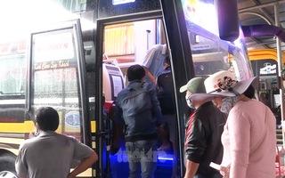 Video: TP.HCM tạm ngưng toàn bộ xe khách đi Quảng Ninh, Hải Dương