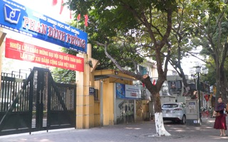 Video: Một trường học mầm non ở Hà Nội cho học sinh nghỉ học vì có F1, F2