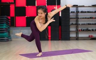 Giải phóng cơ thể bằng yoga và âm nhạc cùng chuỗi bài tập Inside Flow