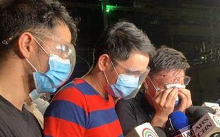 Video: Thả 3 nghi phạm vụ á hậu Philippines chết trong khách sạn