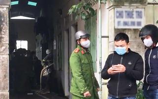 Video: Đôi nam nữ chết cháy bất thường trong phòng trọ khóa trái cửa