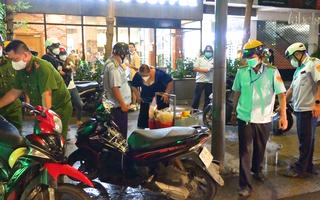Video: Xử phạt nhiều trường hợp tụ tập tại phố đi bộ Nguyễn Huệ