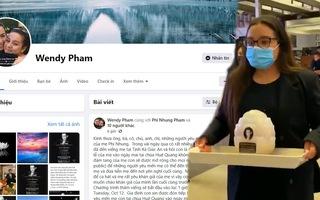 Video: Con gái ruột cố ca sĩ Phi Nhung cảnh báo tài khoản Facebook giả mạo