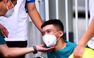 Video: Bịn rịn ngày tạm biệt TP.HCM sau nhiều tháng chi viện chống dịch