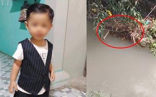 Video: Thi thể bé trai 2 tuổi mất tích được tìm thấy tại con suối gần nhà