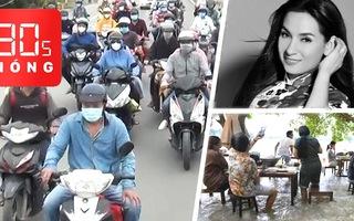 Bản tin 30s Nóng: Hơn 157.000 người đã về quê; Thi hài Phi Nhung được hỏa táng; Nhà hàng ngập lũ hút khách