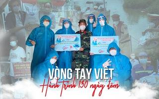 Vòng Tay Việt - Hành trình 130 ngày đêm