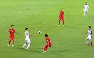 Video: Xem lại 2 bàn thắng đẹp mắt của Tấn Tài và Tiến Linh vào lưới Trung Quốc