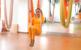 Video: 2 động tác giảm cân, gọt mỡ đón Tết cùng yoga dây