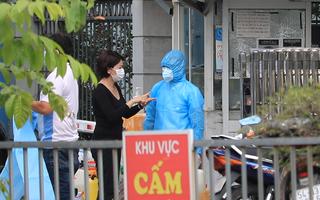 Video: Quận Gò Vấp có 808 người làm ở sân bay Tân Sơn Nhất, phải xét nghiệm mỗi ngày
