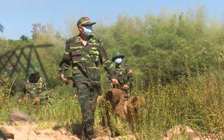 Video: Ngày đêm bảo đảm an ninh biên giới cho người dân vui xuân đón Tết
