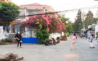 Video: Gỡ phong tỏa 'khu phố đại học' 10.000 dân ở Thủ Dầu Một ngay trước Tết