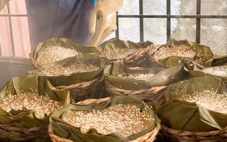 Video: Bánh tổ xứ Quảng lên đường vào Nam đón Tết