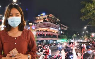 Tường thuật trực tiếp: Không khí giao thừa tại Hà Nội, TP.HCM, Đà Nẵng và Cần Thơ