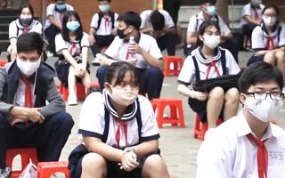 Video: Học sinh TP.HCM phải khai báo y tế khi đi học trở lại sau Tết