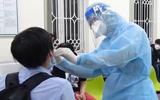 Video nóng: TP.HCM tìm những người đến siêu thị Lotte Mart Gò Vấp ngày 5-2