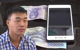 Video: Bắt thanh niên cướp xe ôm lấy 1 triệu đồng lì xì cho người thân