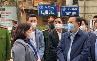 Video: Bí thư Hà Nội yêu cầu xác định bệnh nhân 2.229 người Nhật lây COVID-19 từ nguồn nào