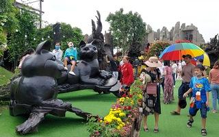 Video: An Giang đón hơn 400.000 lượt khách du lịch trong dịp Tết Tân Sửu