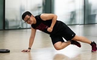 Video: Đốt calo, tim khỏe mạnh cùng Circuit Workout