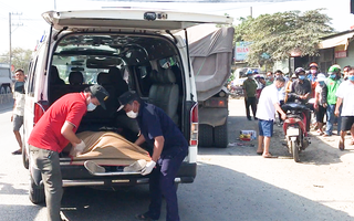 Video: Từ Biên Hòa đến Sài Gòn chụp ảnh Tết, thiếu nữ 16 tuổi bị xe ben cán chết