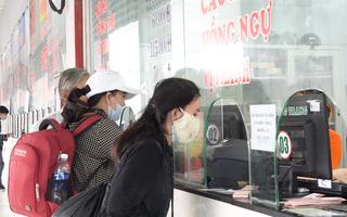 Video: Bến xe miền Tây còn hơn 330.000 vé xe đi lại trong những ngày cao điểm trước Tết