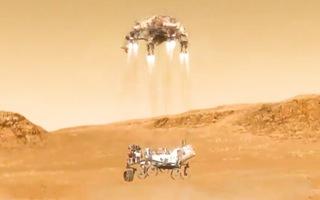 Video: NASA công bố ảnh màu tự chụp của tàu thăm dò trên sao Hỏa
