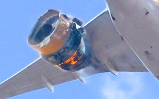 Video: Máy bay hạ cánh khi mất gần hết vỏ động cơ, 241 người may mắn thoát nạn