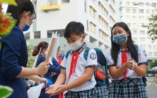 Video: Học sinh TP.HCM trở lại trường từ ngày 1-3