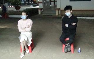 Video: 5 người Trung Quốc nhập cảnh 'chui' khai đi xe khách từ Hà Nội vào TP.HCM