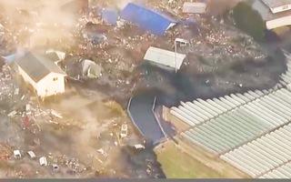 Video: Đài truyền hình NHK phát lại hình ảnh trận sóng thần lịch sử