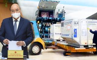 Video: Thủ tướng yêu cầu phân phối vắc xin công bằng, minh bạch
