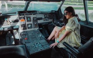 Video: Máy bay Boeing trở thành quán cà phê độc đáo