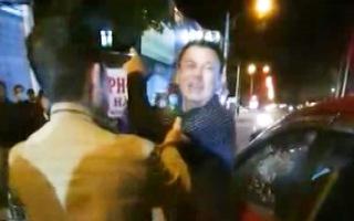 Video: Xử lý tài xế tuyên bố 'không sợ COVID', thách đánh nhau với CSGT