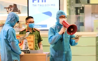 Video nóng: Bộ Y tế họp khẩn với TP.HCM, Bình Dương sau ca nghi nhiễm là nhân viên Tân Sơn Nhất