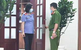 Video: Bắt phó giám đốc Bệnh viện Mắt TP.HCM