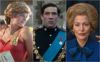'Thủ tướng Margaret Thatcher, Công nương Diana, Thái tử Charles' giành Quả cầu vàng 2021