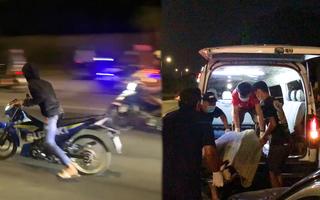 Video: Sau vụ đua xe náo động, một công nhân tử vong để lại vợ trẻ đang mang bầu