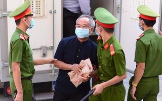 Video: Cựu phó chủ tịch UBND TP.HCM Nguyễn Thành Tài hầu tòa