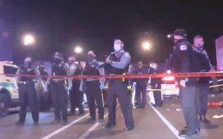 Video: Xả súng tại bữa tiệc 15 người thương vong