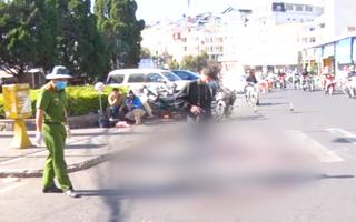 Video: Điều tra vụ chém người ở khu Hòa Bình, giữa thành phố Đà Lạt