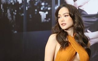 Diễn viên Minh Hằng: 'Đóng cảnh sex không khó, vì đó là bản năng'