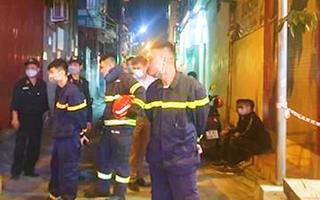 Video: Công an đang truy bắt nghi phạm gây ra vụ nổ tiệm vàng ở Hải Phòng