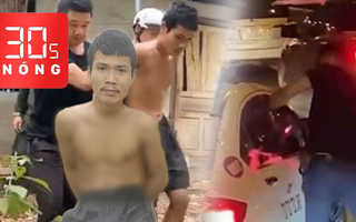 Bản tin 30s Nóng: Tài xế giở thói hung hãn trên cao tốc; Vây bắt tên trộm mật ong giết người