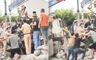 Video: Đưa xe tải gây chết người đi cân tải trọng, xe lại tiếp tục gặp tai nạn