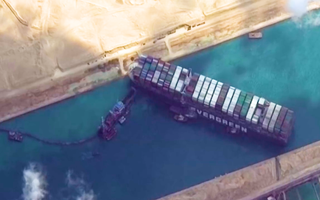 Video: Tắc nghẽn kênh đào Suez, các nước đang tìm hải trình thay thế
