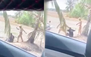 Video: Cách giải thích về vụ 2 CSGT đánh 2 thanh niên ở Bình Chánh