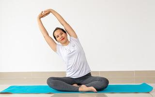 Video: Chuỗi bài tập yoga phục hồi giúp cho giấc ngủ ngon