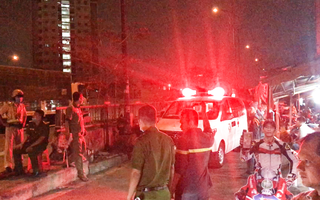 Video: 6 người trong gia đình chết cháy ở TP Thủ Đức, gồm vợ, 2 con ruột, con dâu, cháu ngoại và cháu nội